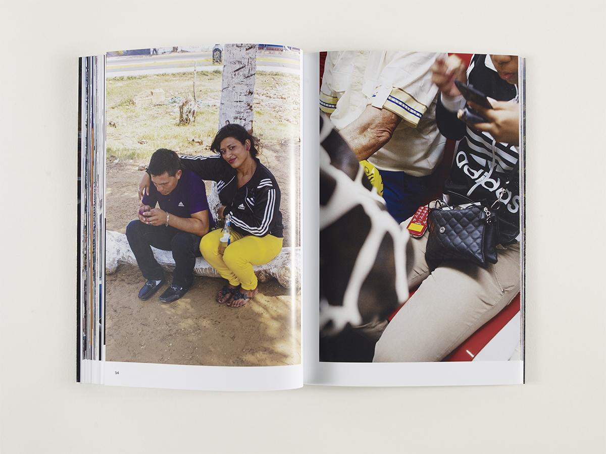 Chris Drange, Christoph David Drange, Hecho En Socialismo, book, page
