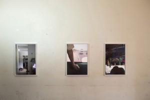 Chris Drange, Christoph David Drange, Hecho En Socialismo, Kitchen, Hand, In Bus, Installation view, exhibition