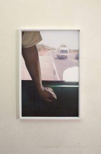 Chris Drange, Christoph David Drange, Hecho En Socialismo, Hand, Installation view, exhibition