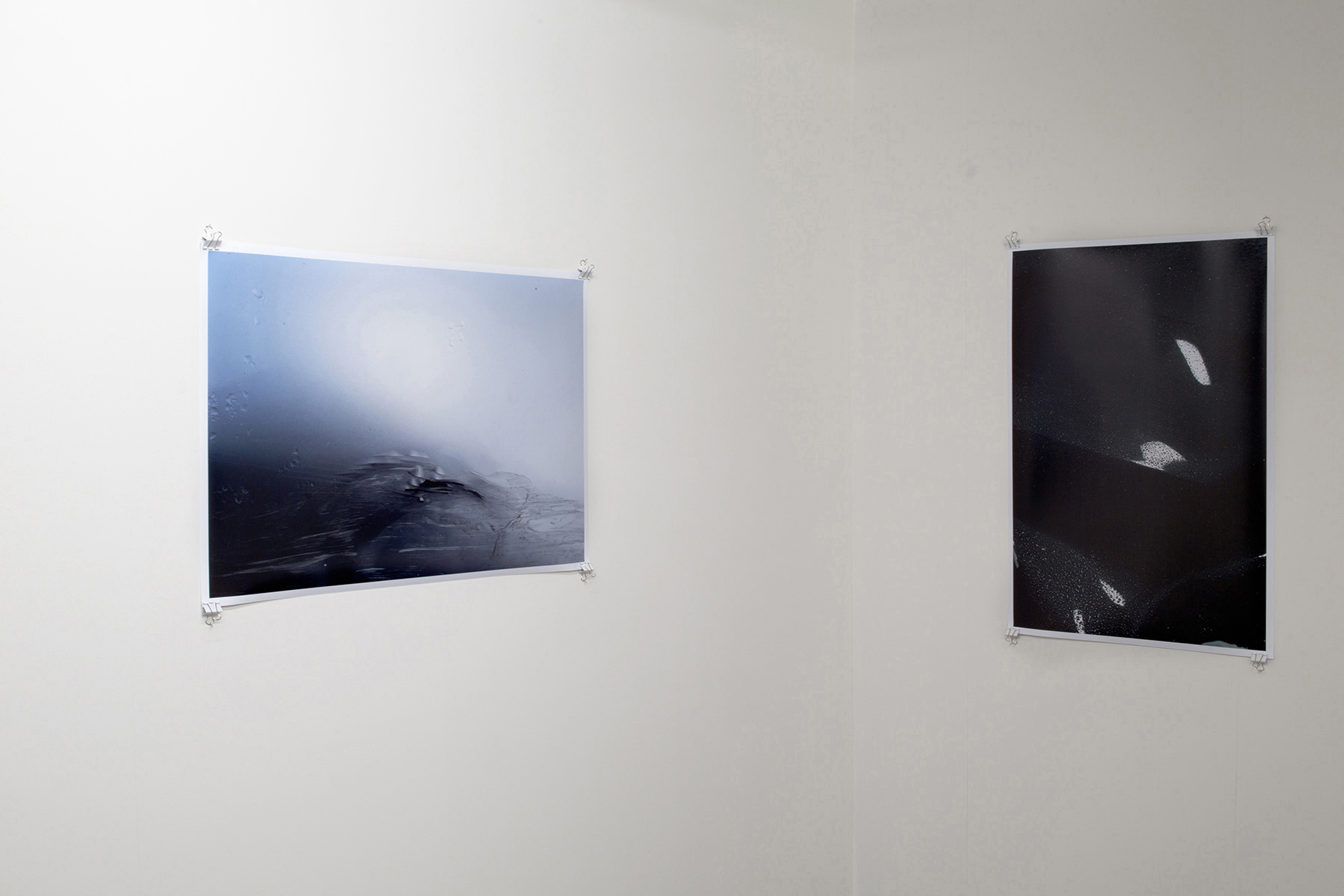 Chris Drange, Christoph David Drange, Shape Shifter, Aviator, Phantom, Crash Installation view, Photo Bastei, exhibition