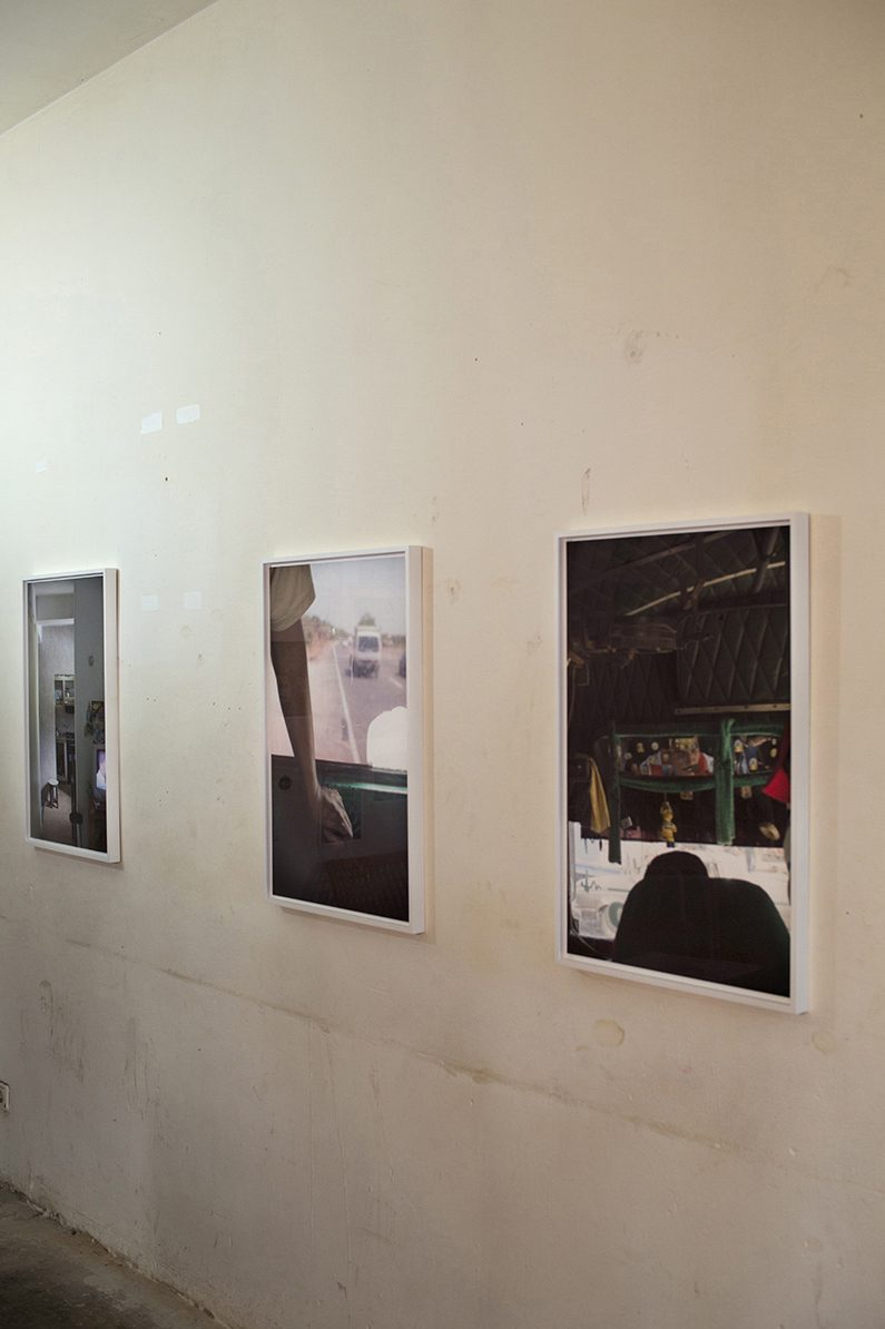 Chris Drange, Christoph David Drange, Hecho En Socialismo, Kitchen, Hand, In Bus, Installation view, exhibition