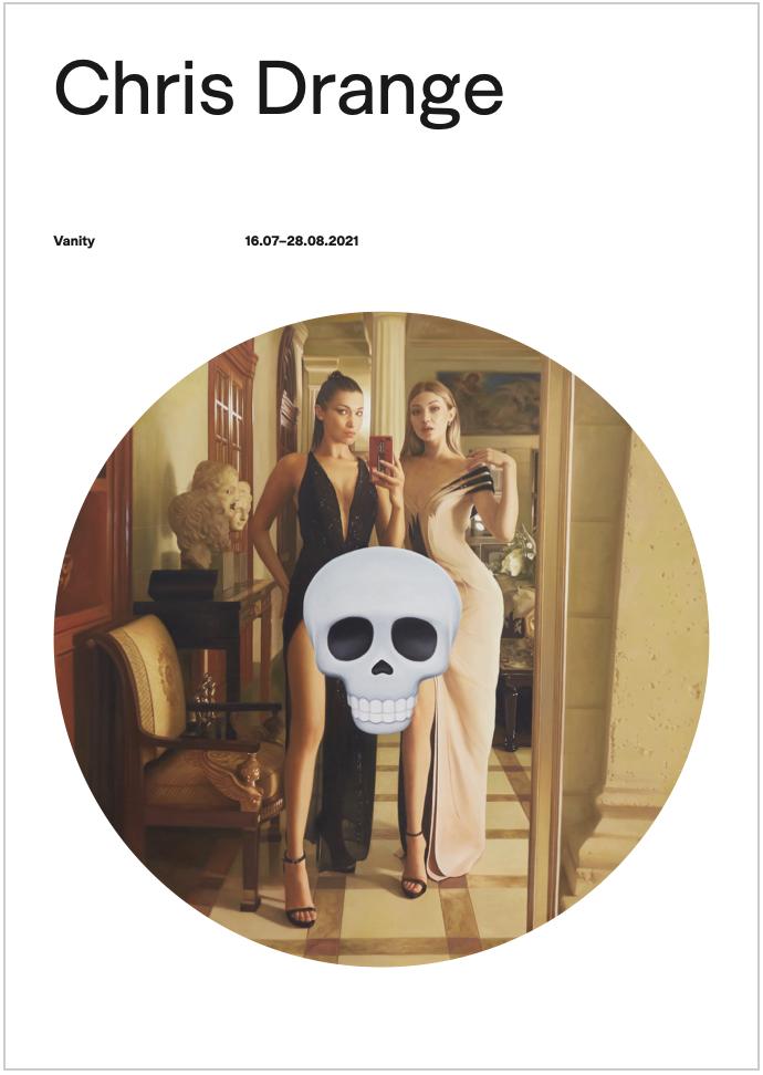 vanity exhibition Vanity, catalogue, Tick Tack, Antwerp, 2021